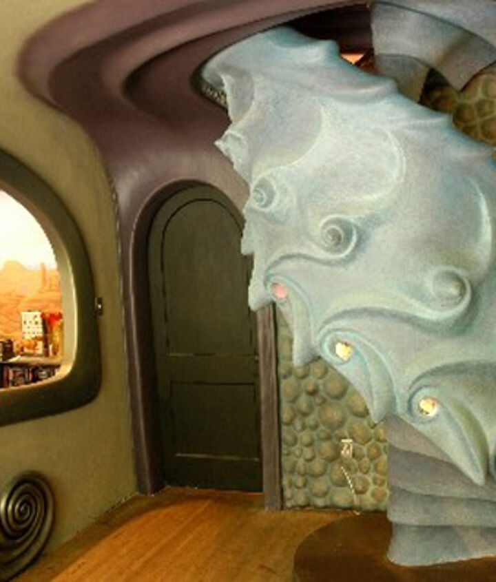 you have to see this stuff skratch a sculptural material, crafts, home decor