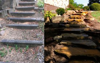 Not JUST pond guys!  Patios, Steps, Walkways, Fire Pits.