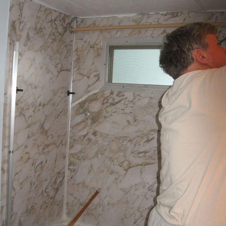 bathroom makeover, bathroom ideas, diy, home decor, tiling