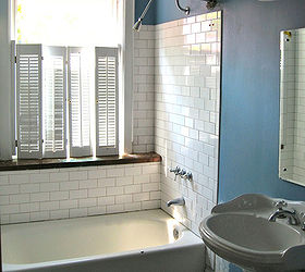 Epic vintage inspired diy bath remodel before and after bathroom ideas diy
