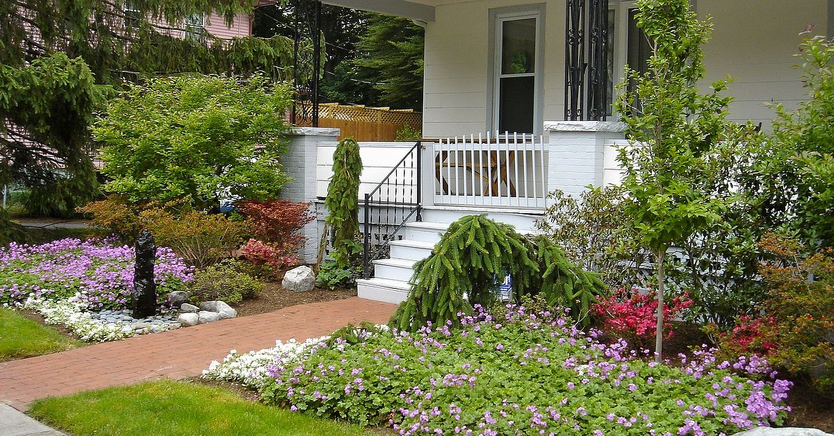 Front Yard Landscape Designs, Ideas | Hometalk on
