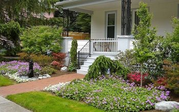 Front Yard Landscape Designs Ideas In The Rochester New York (NY) Area