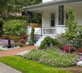 Front Yard Landscape Designs Ideas, Landscape, Porches, Front Yard  Landscape Designs Ideas Monroe