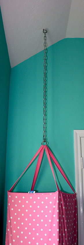 The hanging storage was from PB teen.