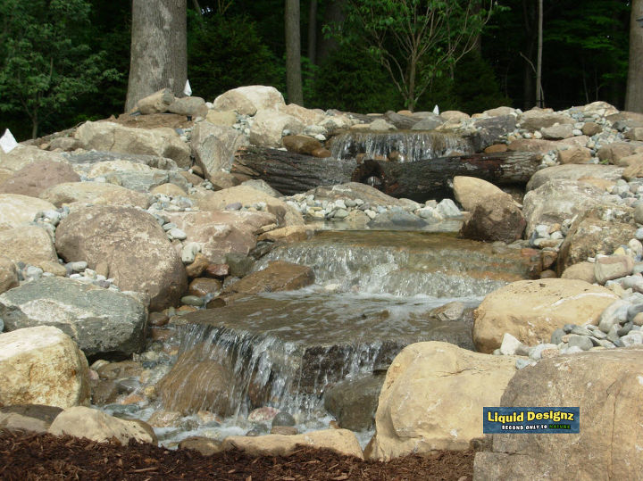Completed project prior to any landscaping.