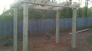 q i want to build a pergola, diy, outdoor living, woodworking projects