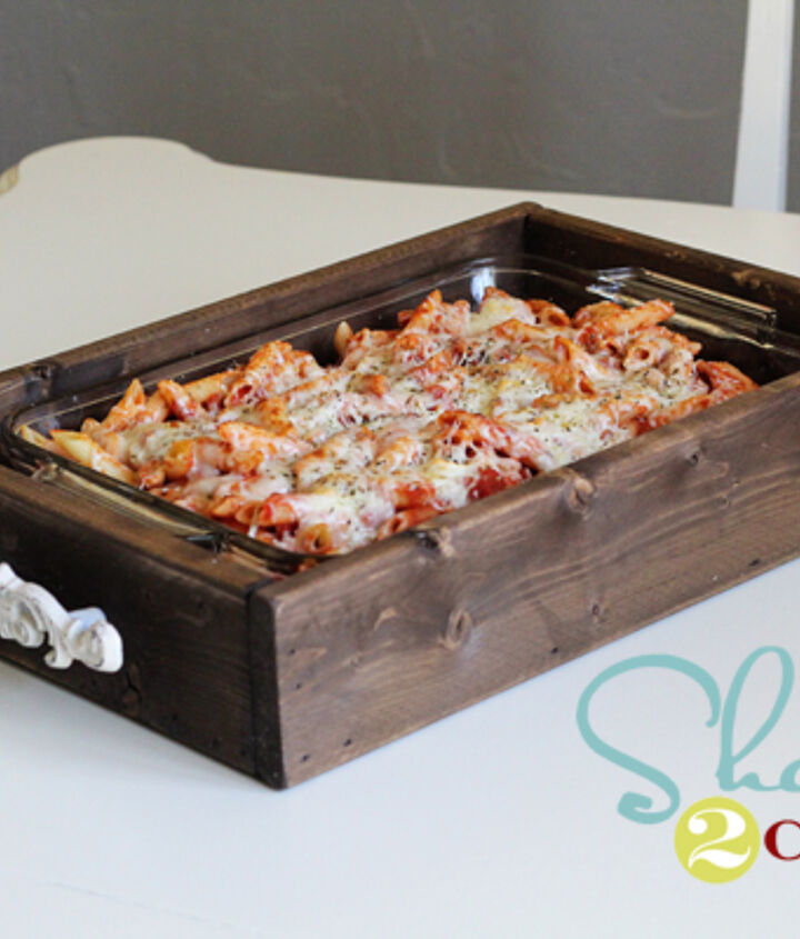 diy casserole holder perfect christmas gift, woodworking projects