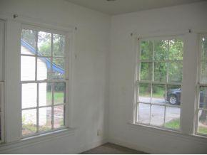 bought a forecloser and flipped it, bedroom ideas, flooring, home decor, old master bedroom