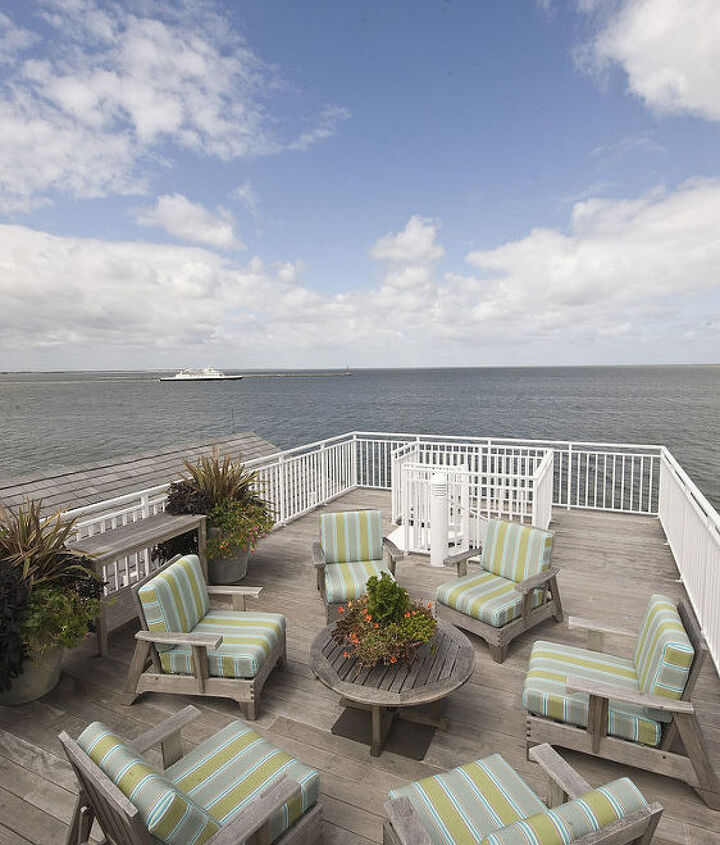 beach front home remodel in lewes de, architecture, home decor, outdoor living