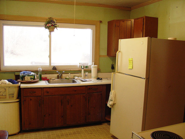 BEFORE of the Kitchen