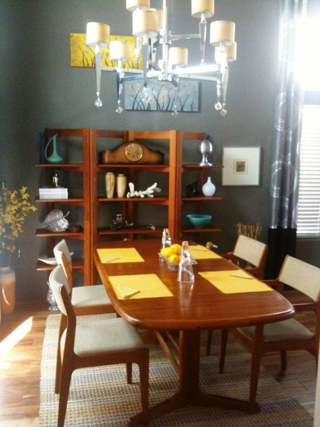 weekend bargain find our new dining room, dining room ideas, home decor, painted furniture