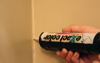 Color-matched Caulking