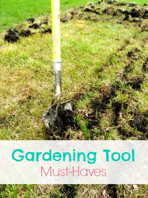 gardening tool must haves, gardening, tools