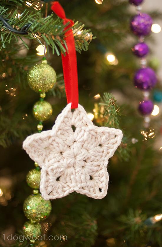 Crochet Star For Christmas Or Everyday Hometalk