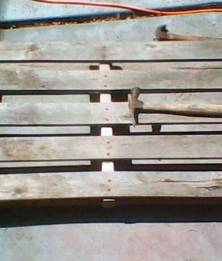 Old pallet