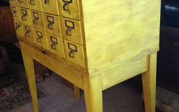 best looking dewey decimal system ever, chalk paint, painted furniture, repurposing upcycling