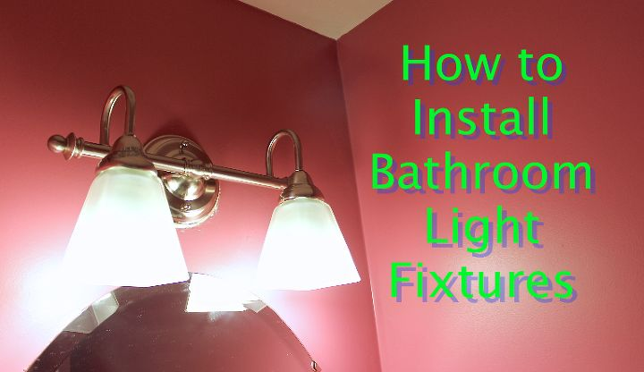 Get your bathroom light fixtures back to the future hometalk get your bathroom light fixtures back to the future bathroom ideas diy how aloadofball Gallery