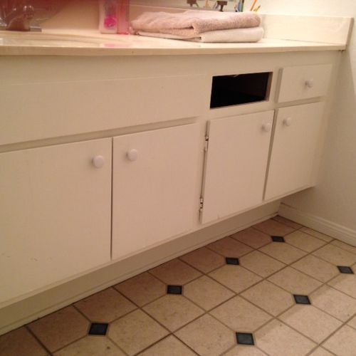 Painting Mdf Kitchen Cabinets Can Mdf Bathroom Cabinets Look Like Stained Wood  Hometalk