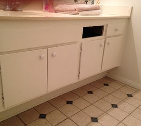 Can Mdf Bathroom Cabinets Look Like Stained Wood Hometalk. Painting Mdf  Kitchen ...