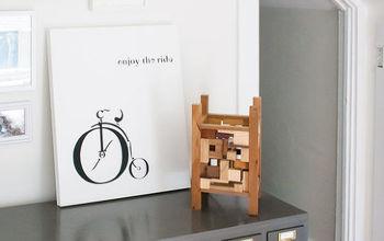 Attic Craft Room Reveal