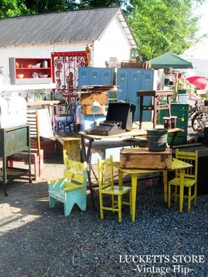 Lucketts Spring Market May 18 & 19 2013.  We're hosting a Hometalk Meetup on Sunday, 5/19 too!