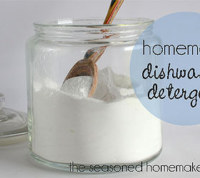 Homemade Dishwasher Detergent For Spot Free Dishes, Cleaning Tips,  Homesteading, ...