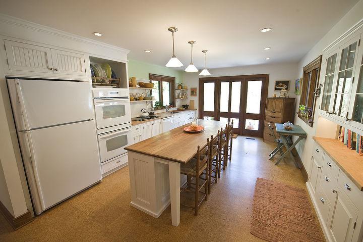 farmhouse kitchen remodel, home decor, home improvement, kitchen design, kitchen island