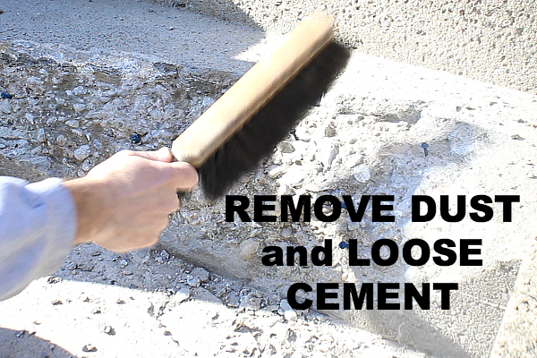 cement step repair get your curb appeal back in one day, concrete masonry, curb appeal, diy, home maintenance repairs, how to