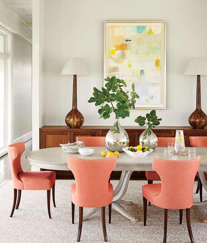 Shop the dining room > http://wayfair.ly/1aMbsGH