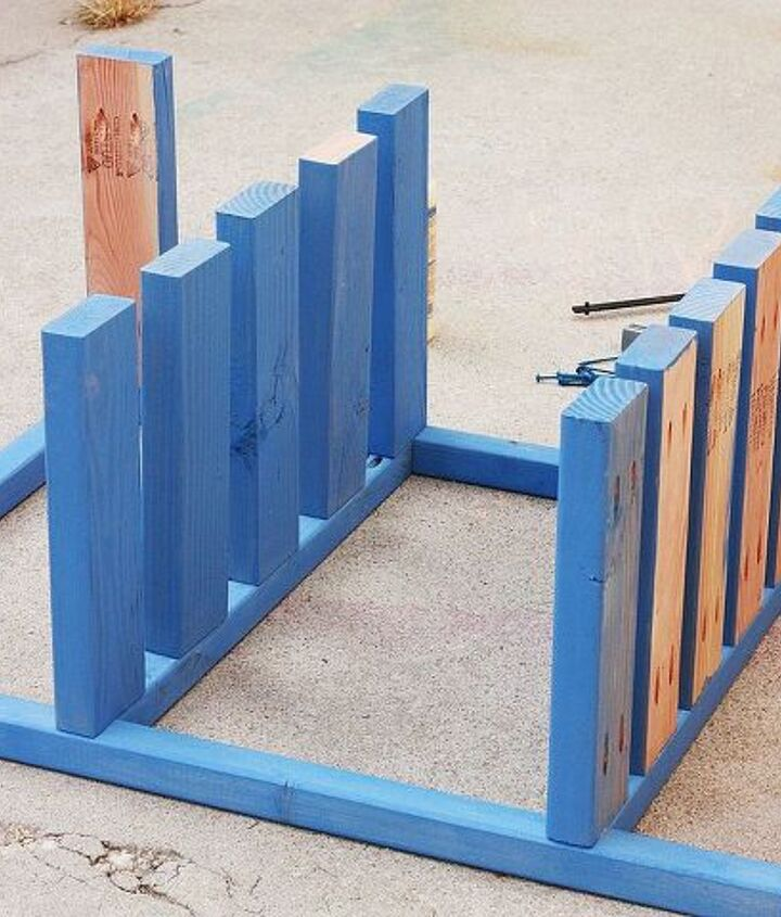 give dad the coolest father s day gift, diy, how to, outdoor living, ready for the final frame piece