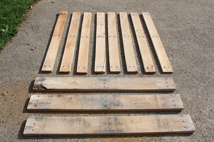 6 Simple Tips On Finding Free Pallets and Reclaimed ...