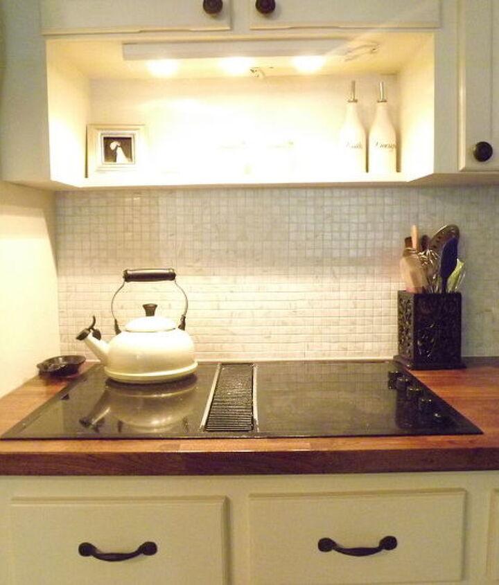 quick and easy tile backsplash, kitchen backsplash, kitchen design, tiling