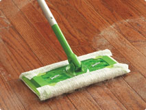 A Swiffer Sweeper. Is it worth creating solid waste to have and use one of these?