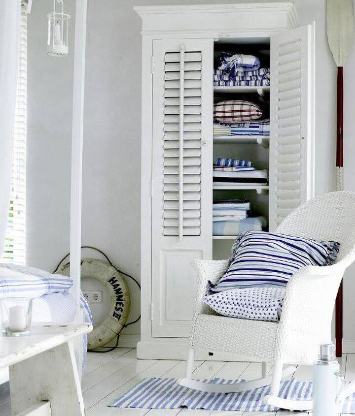 seaside style, bedroom ideas, home decor