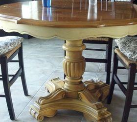 Craigslist Table Before