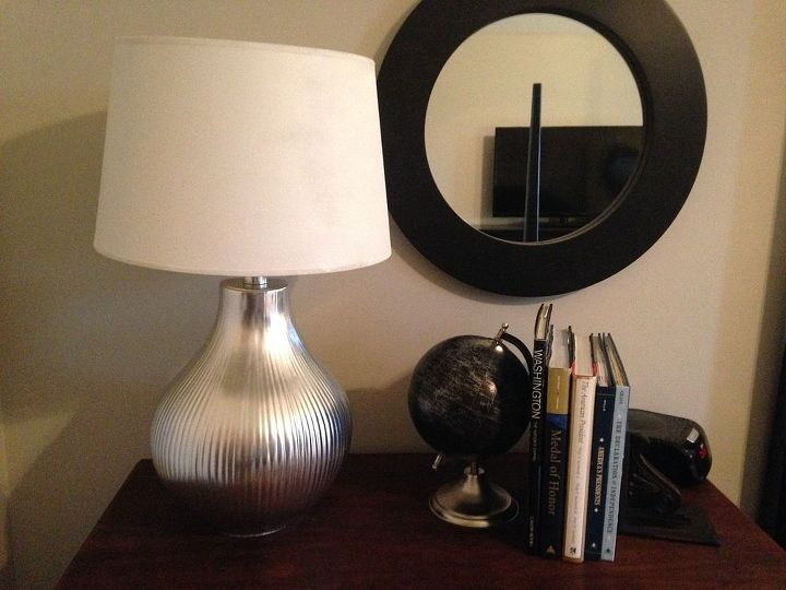outdated ugly blah blah blah lamps hooray so glad i waited, home decor, lighting, repurposing upcycling