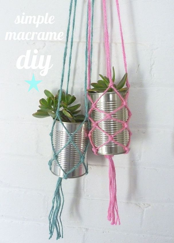 Simple Diy Macrame Necklace: Simple Macrame Diy