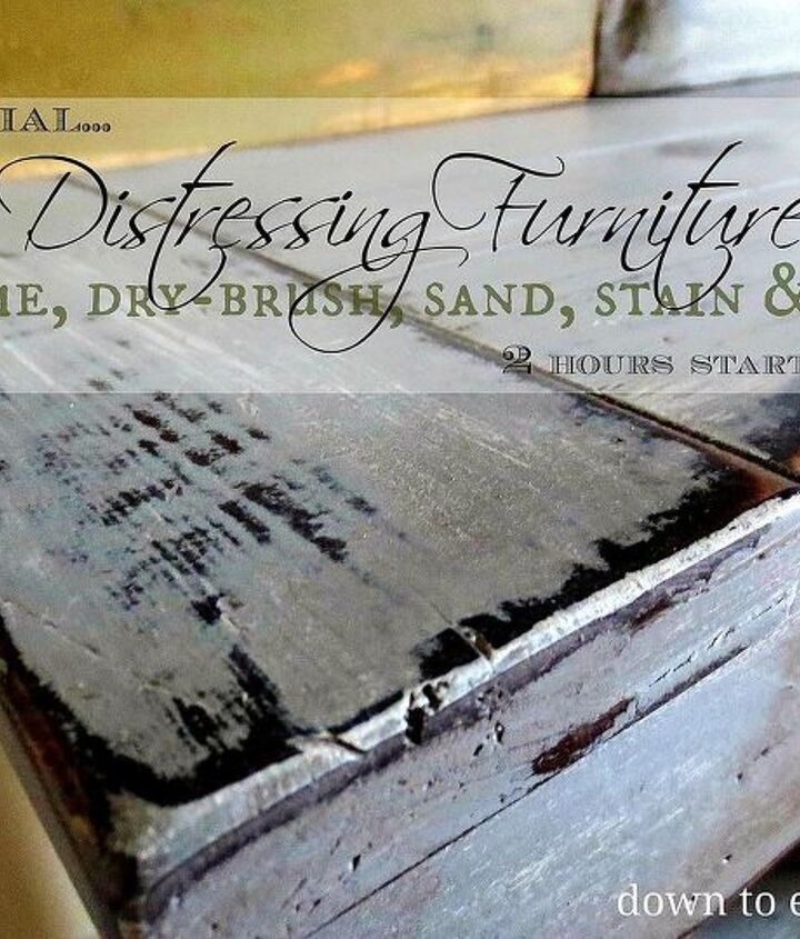 http://downtoearthstyle.blogspot.com/2013/12/primp-my-primer-distressing-techniques.html