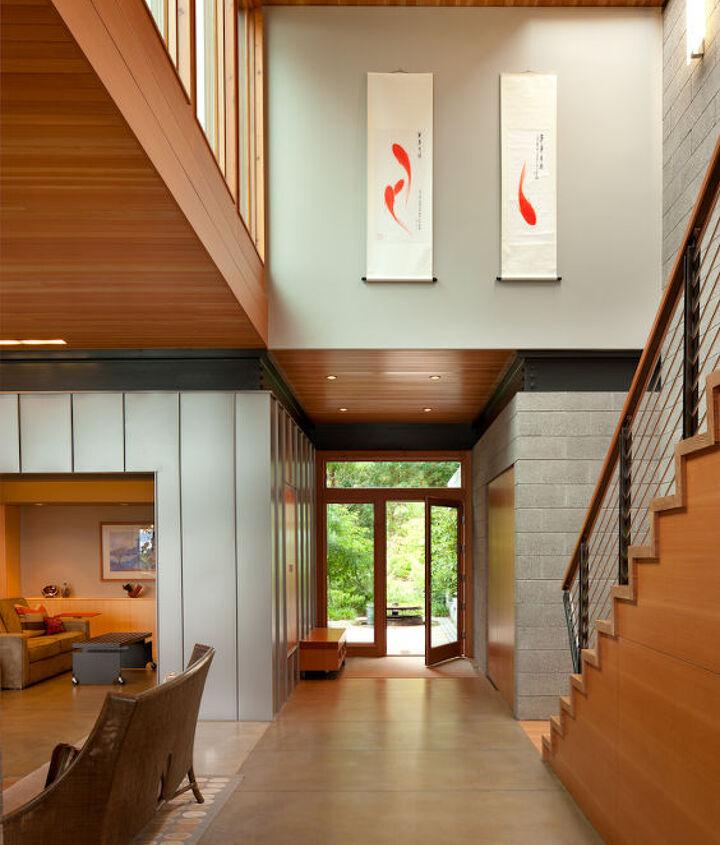 Interior Gallery _ Ellis Residence, Coates Design Architects, Seattle (photo by Lara Swimmer)
