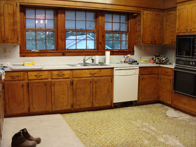 1800 S Farmhouse Kitchen Remodel Home Improvement Design Before