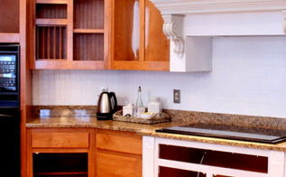 5 tips to prepare for painting your cabinets, diy, kitchen cabinets, kitchen design, painting, removing doors and cabinets