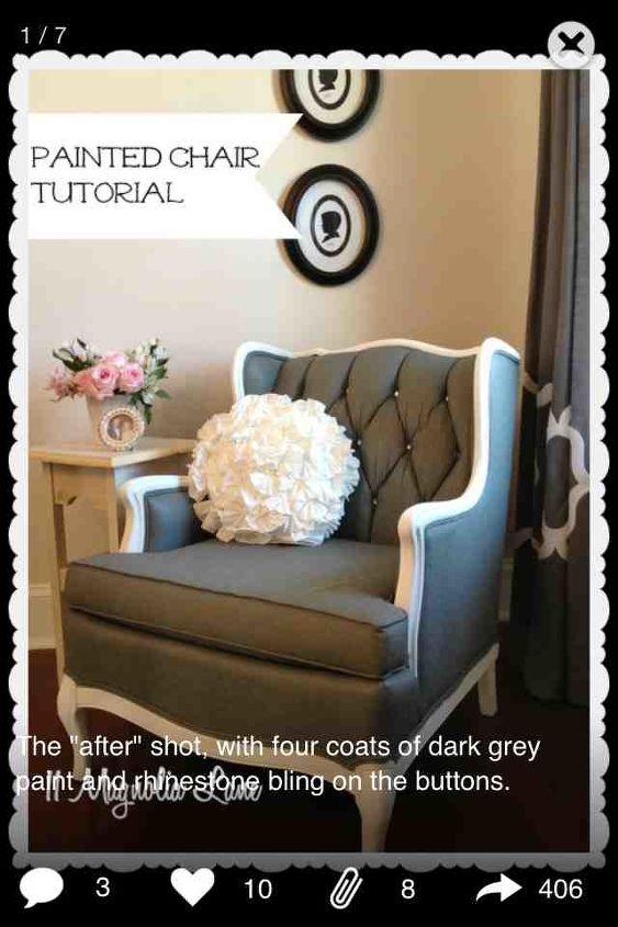 furniture refinishing, painted furniture