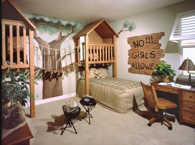 Creative Camps Children S Bedroom Hometalk