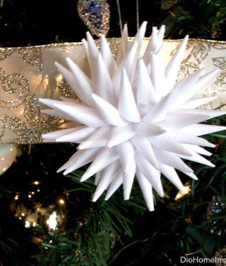 polish star ornaments, crafts, seasonal holiday decor