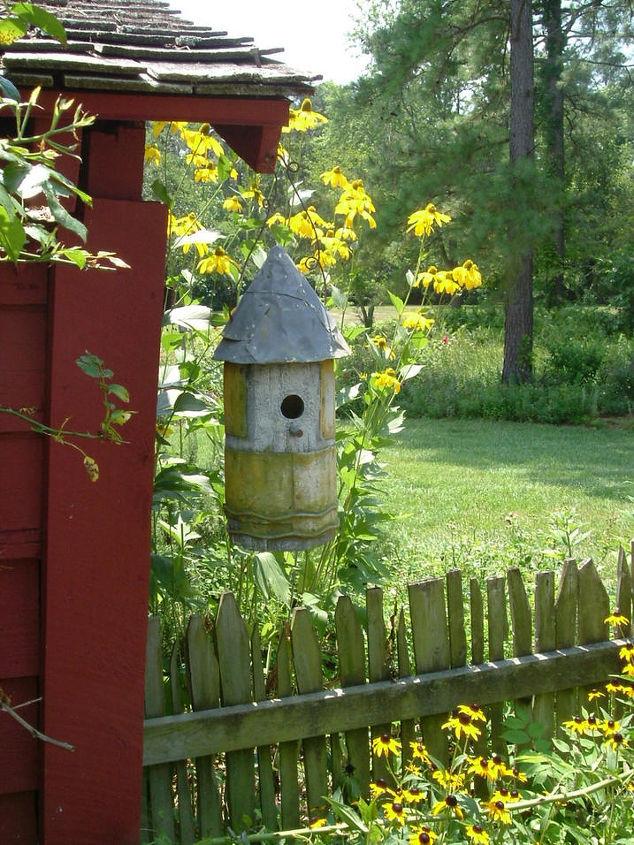 Placing Birdhouses in the Garden   Hometalk