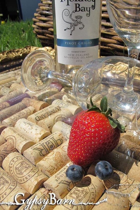 old frame corks glass amp drawer pulls stunning wine and cheese tray, chalkboard paint, crafts, repurposing upcycling