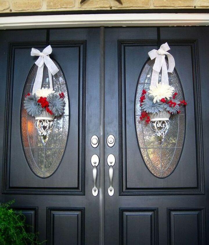 """Summer Front Door """"Wreaths""""!"""