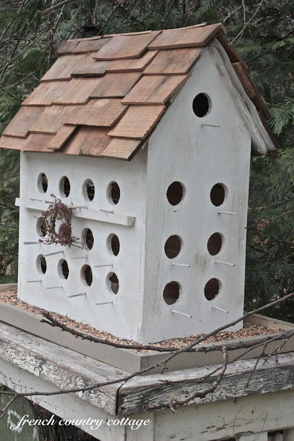 building a birdhouse, crafts, outdoor living