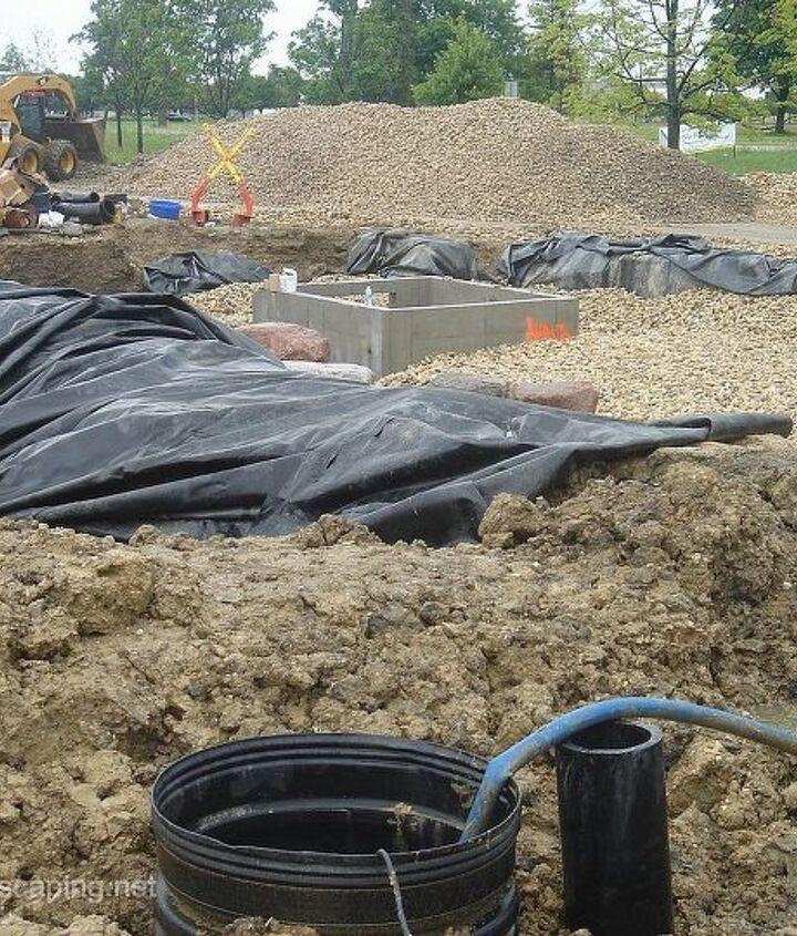 Water Garden Construction, Rochester NY