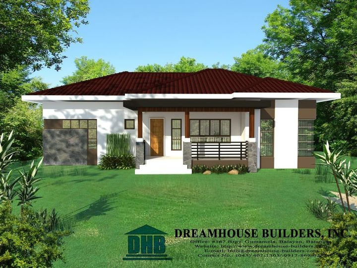 our house prospective, architecture